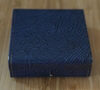 RIX HASTINGS LTD VINTAGE POCKET WATCH BOX