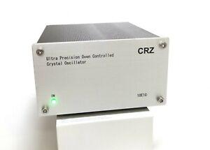 ♪ 10MHz Master Clock / Morion MV89A Double Oven (WOCXO) / Reference Oscillator