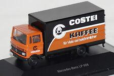 "Mercedes LP608 ""Costei Kaffee"" braun schwarz Schuco neu + OVP 22374"