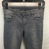 Kut from the Kloth Skinny Jeans Size 2 Gray I12