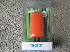 Neptor 5600mAh Dual Port Portable Battery Charger for Smartphone & Tablet Orange