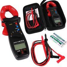 Digital Multimeter mit Zange für Gleichstrom und Wechselstrom Strommesszange