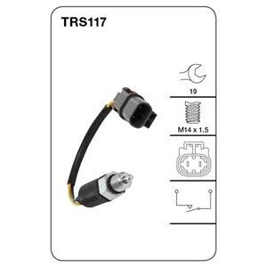 Tridon Reverse Light switch TRS117 fits Nissan Navara 2.5 dCi 4x4 (D40), 2.5 ...
