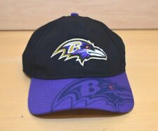 6eac22e6443 Baltimore Ravens Womens Brand New Authentic New Era NFL 9 Twenty Sideline  Hat