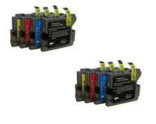 8 Ink Cartridge for with Brother DCP - Dcp-130c - Dcp-135c MFC5460CN MFC-5860CN