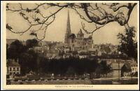 CPA France ~1910/20 TRÉGUIER Partie Teilansicht alte AK Ansichtskarte Frankreich