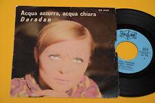 """RUDY RICKSON 7"""" 45 (NO LP ) UN'AVVENTURA LUCIO BATTISTI"""