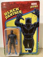 "Kenner Hasbro Marvel Legends RETRO Black Panther 3.75"" Action Figure New"