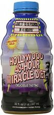Hollywood Miracle Diet 48-Hour Diet, Natural Drink-Fruit Blend-32 Oz