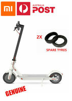 Xiaomi Mi M365 Folding Electric Scooter International Version with 2 spare tyres