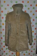 Vintage Richman Brothers brown corduroy Mens 38 Wool lined Coat Usa
