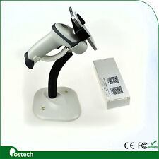 Wireless Bluetooth Barcode Scanners HS02 2D QR Code Scanning Handheld with USB