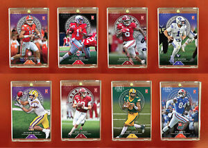 2021 Football Rookies /Top Prospects 8 pack / Trevor Lawrence+ / Generation Next