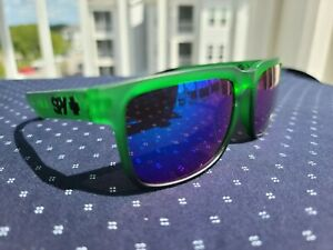 🔥Sale-SPY OPTICS Promo Sunglasses KEN BLOCK Specialists GreenHulk Frame