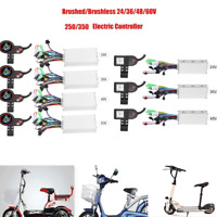 24/36/48/60V E-Bike LCD Display Panel Electric Bicycle Brushless Controller Kit