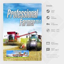Professional Farmer 2014 Platinum Edition (PC) - Steam Key [GLOBAL, MULTI-LANG]