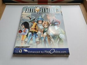FINAL FANTASY IX (9) : BRADYGAMES STRATEGY GUIDE. Picture edition.