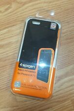"""Spigen Neo Hybrid Dual Layer Protection Fitted Case For iPhone 6 (4.7"""") **NEW**"""