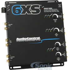 AudioControl 6XS Crossover Concert Series 6-Channel Electronic Crossover