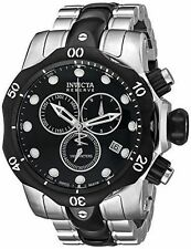 Invicta Men's 5727 Reserve Collection Black Ion-Plated and 4 Links Missing