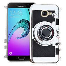 Etui Coque Silicone TPU Video appreil photo NOIR Samsung Galaxy A5 (2016) A510F