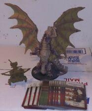 Zombicide Black Plague:  Feral Dragon kickstarter Exclusive CMoN: Painted