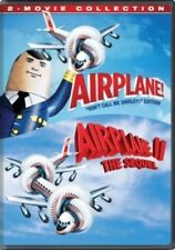 Airplane! / Airplane II: The Sequel (2-Movie Collection) [New DVD] Gift Set, S