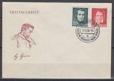 DDR FDC Ersttagsbrief 516-517 mit Sonderstempel