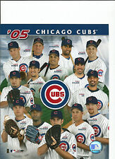 2005 CHICAGO CUBS 8X10 PICTURE MLB