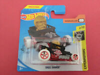 HOT WHEELS - SKULL SHAKER - EXPERIMOTORS - SHORT CARTE - VOITURE - R 5657
