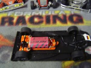 1/32 NINCO AUDI R18 LaMans non magnet inline chassis with NC-5 motor-used