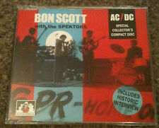 Scott, Bon - With The Spektors (AC/DC / 1992 / 7 tracks / Label: See For Miles /