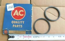 2 NOS AC/GM OIL FILTER GASKETS FOR 1962-69 CHEVY II CARS CHEVROLET NEW 1963 1964