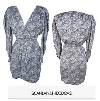 Scanlan and Theodore silk cocktail dress - Size 12