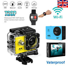 """2"""" Action Camera Full HD 1080P Waterproof Sport Camera W/ Outdoor Accessories"""