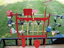 JUNGLE JIM'S TR-TOOL TOOL RACK ATTACHES TO 2TR 3TR 4TR TRIMMER HOLDERS