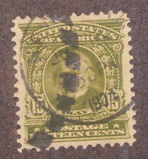 Scott 309 - 15 Cents Clay - Used  - Nice Centering - SCV - $12.50