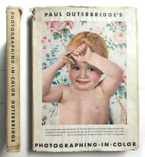 Paul Outerbridge's Photographing in color Random House 1940