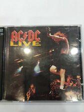 ACDC - LIVE, DOPPIO CD USATO (HARD ROCK) IN BUONE CONDIZIONI