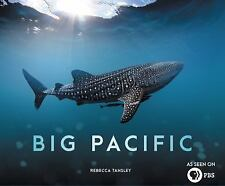 Big Pacific Ocean coffee table book TV show PBS by Rebecca Tansley SEALED NEW