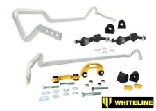 Subaru Impreza WRX GD Sedan (2003-2007) Whiteline Front & Rear Sway Roll Bar Kit