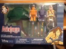 Disney Store Exclusive Adventurers Tarzan Mega Minis Action Pack