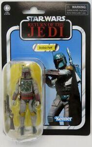 Star Wars Vintage Return Of The Jedi Boba Fett Brand New