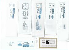 World  ATM - Automatic machine labels type postage stamps x 47 (Batch 4)
