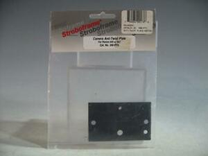 Stroboframe Camera Anti-Twist Plate For Pentax 645 or 6 X 7 Cat No 300-PTX #U