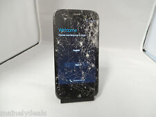 Motorola MOTO G - 8GB - Black (Boost Mobile) Screen Broken ESN UNKNOWN AS IS
