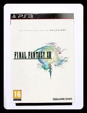Final Fantasy XIII EDIZIONE LIMITATA DA COLLEZIONE NEW BRAND NEW SEALED SQUARE