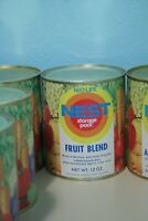 Vintage 1970s Neo-Life NEST Fruit Blend Can Full Unopened Survival Storage Pack