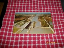Vintage Postcard - Lock No. 3 - Seaway System, St. Catharines, Ontario  660910