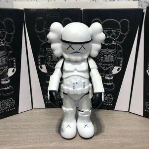 KAW Original Fake Star Wars Stormtrooper Vinyl Companion Figure 25 Cm - White